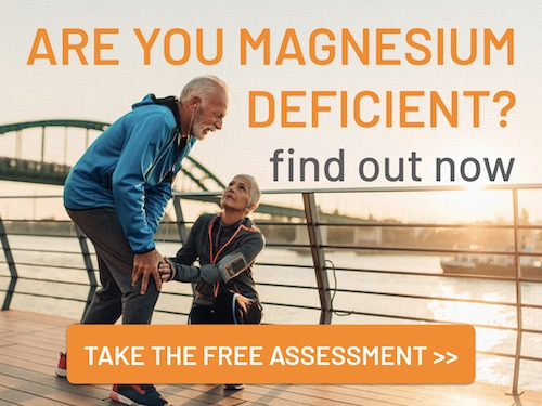 Find out if you are magnesium deficient - FREE assessment